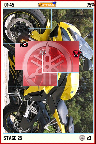 Screenshot Yamaha YZF-R6 & R1 : Extreme Expose It!