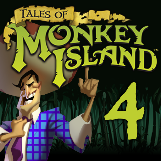 Monkey Island Tales 4 iOS
