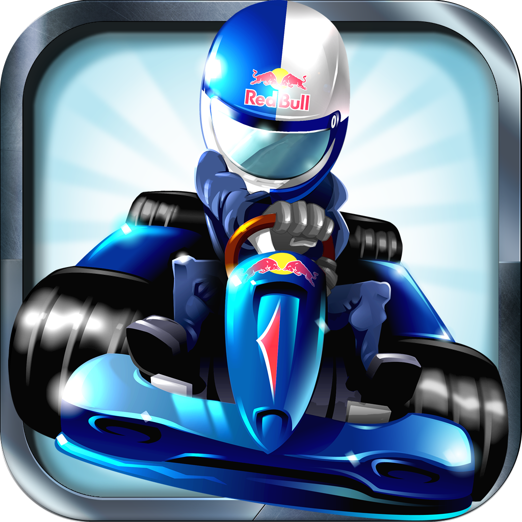 Red Bull Kart Fighter 3 - Unbeaten Tracks by Red Bull icon